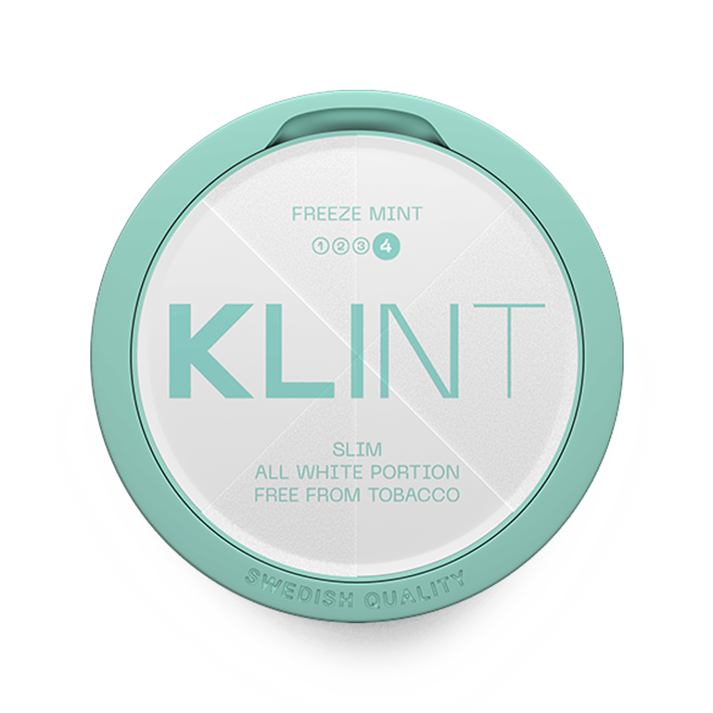 KLINT Freeze Mint 4  – 16mg/g