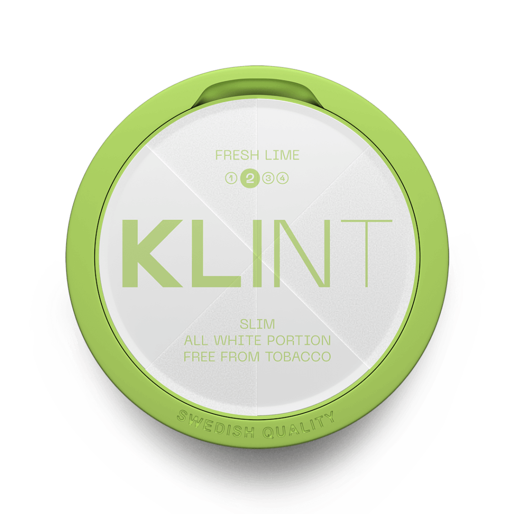 KLINT Fresh Lime 2  – 8mg/g