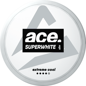 ACE Superwhite Extreme Cool - 16mg / g