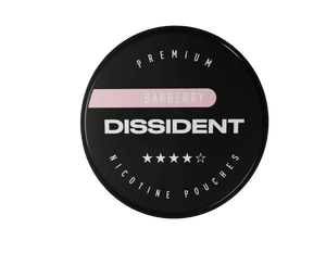 DISSIDENT Barberry Strong - 20mg / g