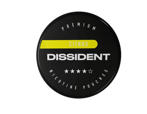 DISSIDENT Citrus Strong - 20 mg / g