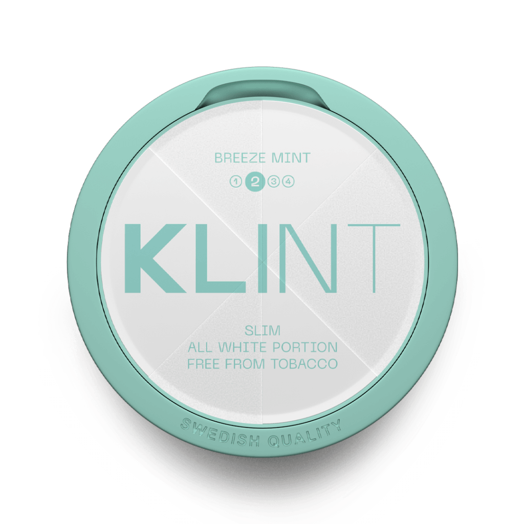 KLINT Breeze Mint 2  – 8mg/g