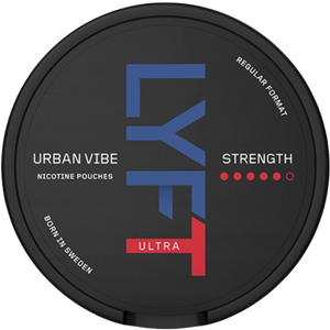 LYFT Urban Vibe Ultra - 18 mg / g