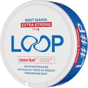 Loop Mint Mania Extra Strong - 20 mg / g