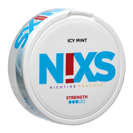 N!XS Icy Mint – 12mg/g
