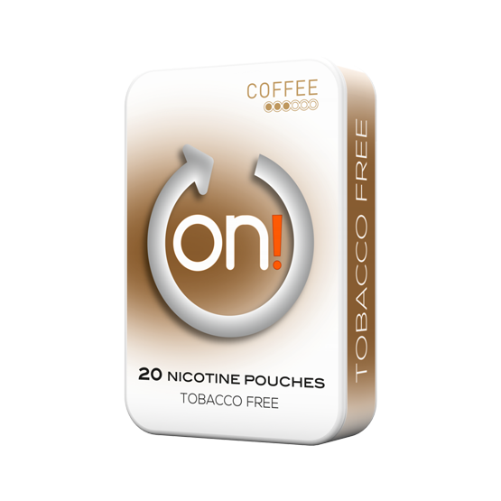 ON! Coffee – 3mg/g
