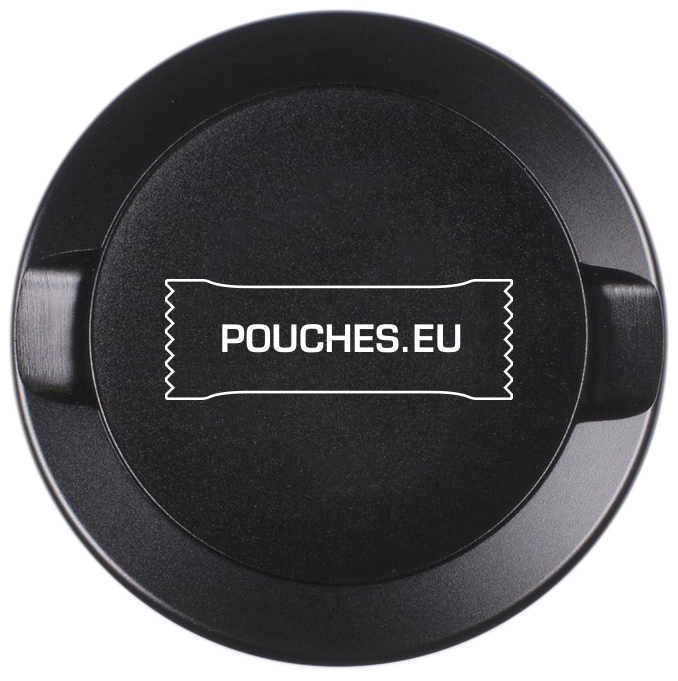 Pouches Can Large Black