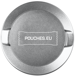 Pouches Can Large Silver