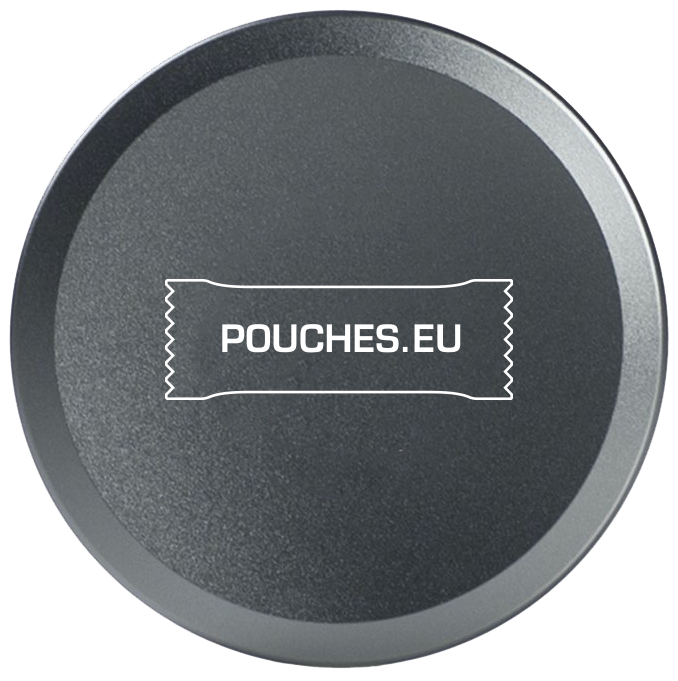 Pouches Can Small Grey
