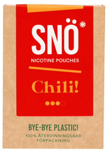 SNÖ Chili  – 18mg/g