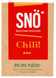 SNÖ Chili - 18 mg / g