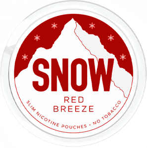 SNOW Red Breeze - 15mg / g