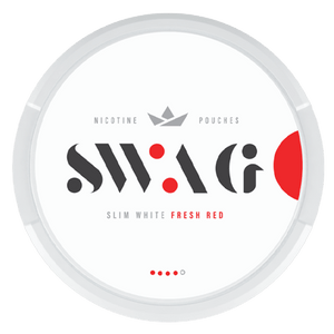 Swag Fresh Red Ultra Strong - 25 mg / g