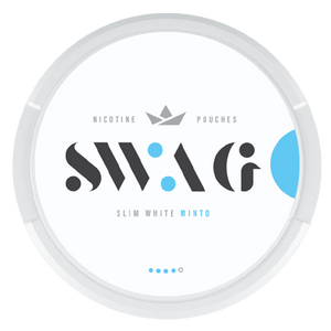 Swag Minto Ultra Strong - 25 mg / g