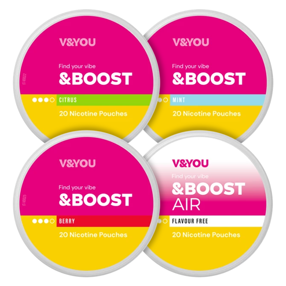 V&YOU &BOOST COMBO