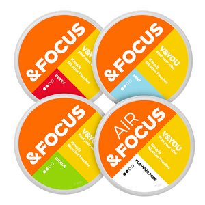 V&YOU & FOCUS Combo Pack