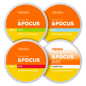 V & YOU & FOCUS COMBO