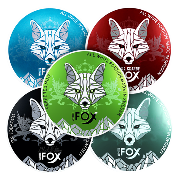WHITE FOX Combo Pack