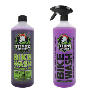 *BUNDLE* 1 Litre Bike Wash Concentrate & 1 Litre Ready Mix