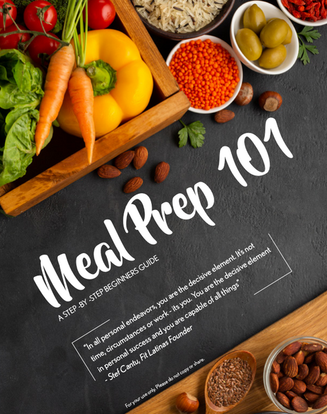 Meal Prep 101 Guide