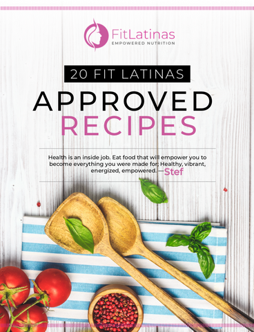 20 Fit Latinas Approved Recipes
