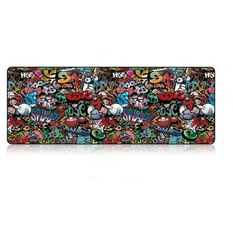 Graffiti Mouse Mat