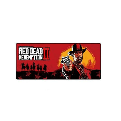Red Dead Redemption 2 Mouse Mat