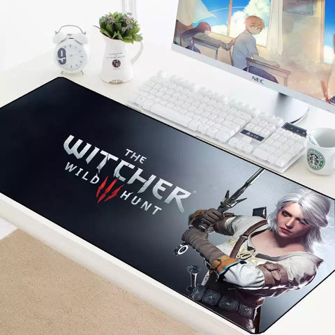 The Witcher 3 Wild Hunt Mouse Pad