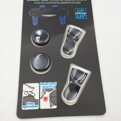 Trigger Extenders With Thumb Grip