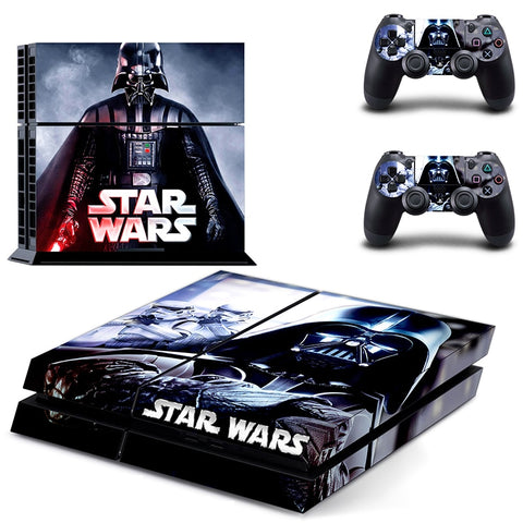 Star wars Decal Playstation 4 Console