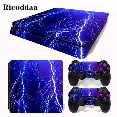 Star Skies Decal For PS4 Slim