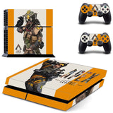 Apex Legends Decal For PS4 Console