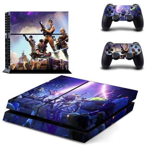 Fortnite Decal Playstation 4 Console