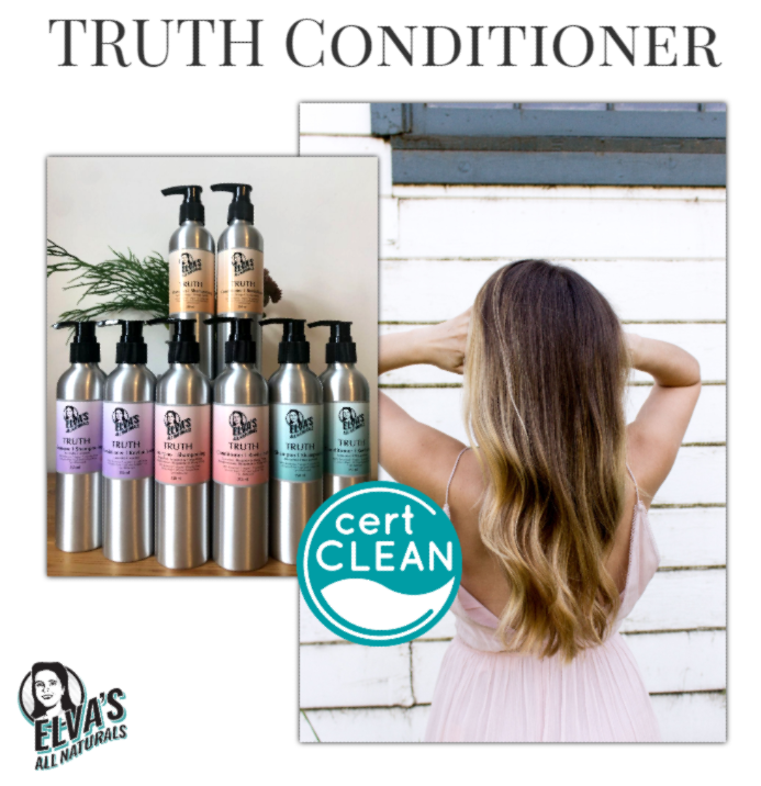 TRUTH Conditioner | Soft Lavender | Vegan & Silicone-Free - Elva's All Naturals