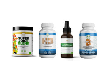 Healing Blends Natural Supplements