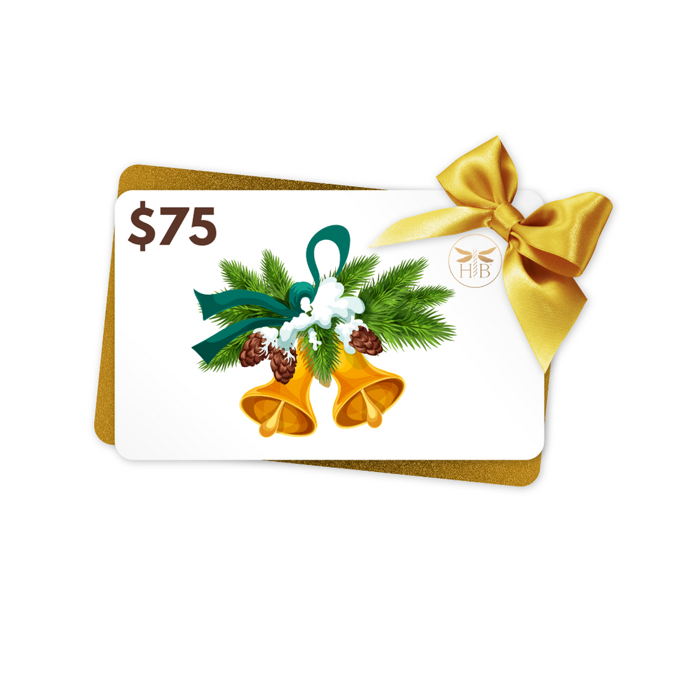 HEALING BLENDS GIFT CARD