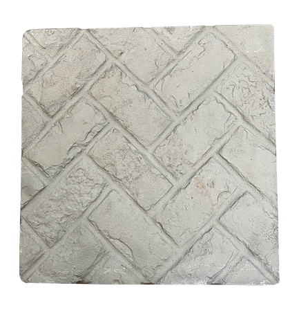 Herringbone - 450x450x37mm - NewMould