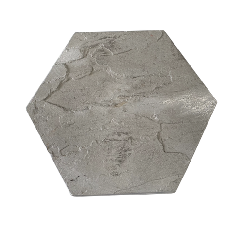 Rivenstone Hexagon - Full Size 6 Sides - 450x37mm - NewMould