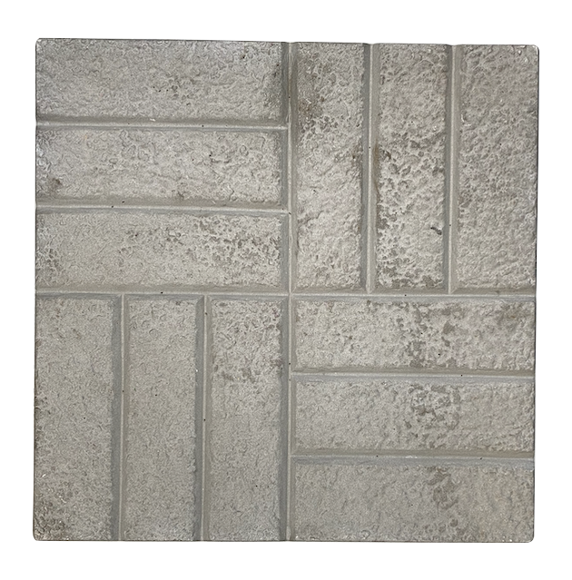 Rustic Brick - 450x450x37mm - NewMould