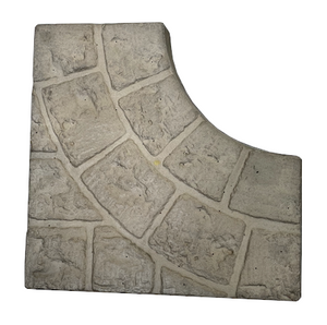 Cobblestone Tree Planter - 450x450x37mm - NewMould