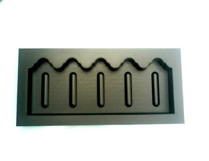 Wave Edging - 450x170x40mm - NewMould