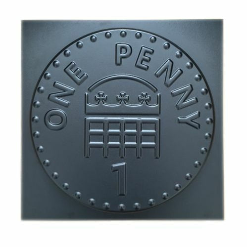 Penny Mould - 455x455x38mm - NewMould