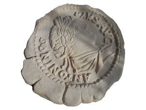 Roman Coin - 570x520x38mm - NewMould