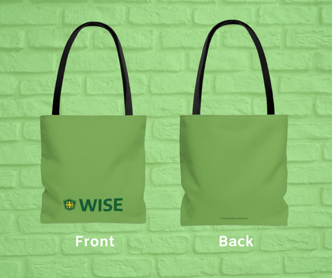 Durable Tote Bags - WISE, Asst. Designs