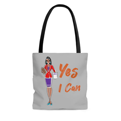 Tote Bag - Yes I can, Human Resources