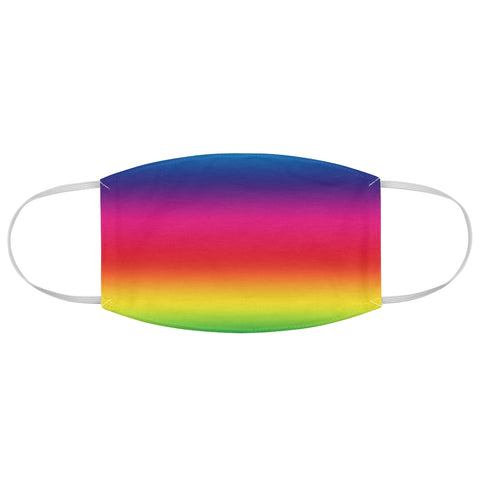 Fabric Face Mask - Rainbow Ombre