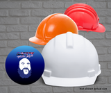 Hard Hat Stickers - Safety Justice League, Asst. Designs