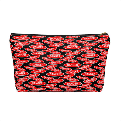 Accessory Pouch w T-bottom - DANGER