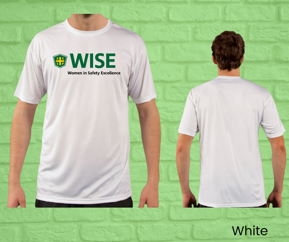 WISE Vapor® Solar™ Fabric Basic Fit T-Shirt