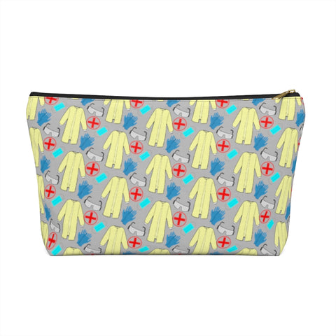 Accessory Pouch w T-bottom - Medical PPE's